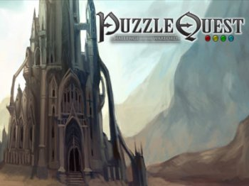 Puzzle Quest's Splash Screen